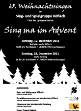 Sing ma im Advent